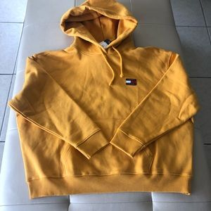 NWT oversized Tommy jeans hoodie